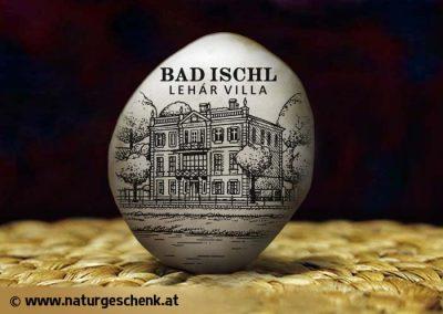 Bad Ischl Lehár Villa Flusskiesel