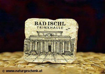 Bad Ischl Trinkhalle Steinmagnet