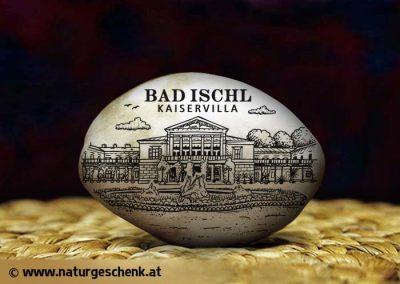 Bad Ischl Kaiservilla Flusskiesel