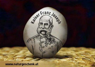 Kaiser Franz Josef Flusskiesel