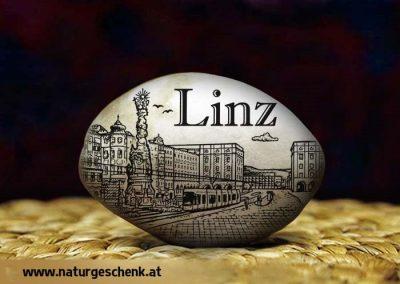 Linz Flusskiesel
