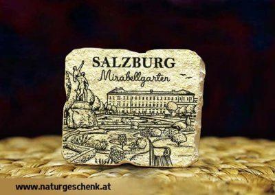 Salzburg Mirabell Steinmagnet