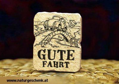 Steinmagnet Gute Fahrt3