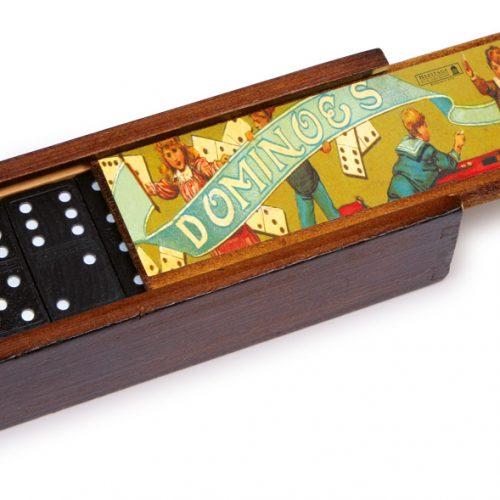 Holz Domino